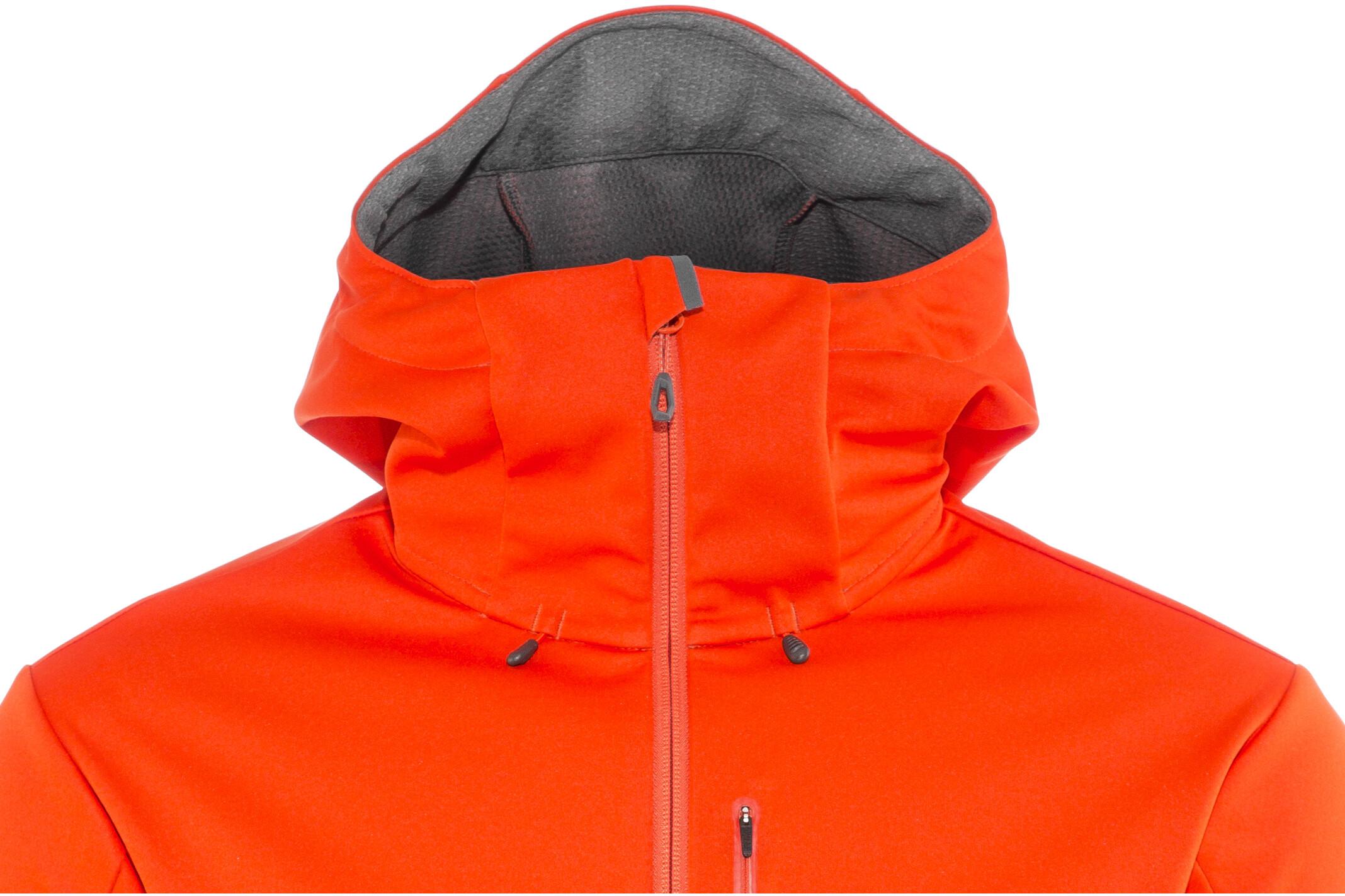 Klettergurt Mammut Größentabelle : Mammut ultimate v so hooded jacket men dark orange titanium melange